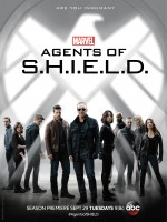 Agents of S.H.I.E.L.D Sezon 3 (2015) afişi
