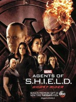 Agents of S.H.I.E.L.D Sezon 4 (2016) afişi