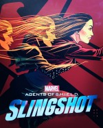 Agents of S.H.I.E.L.D.: Slingshot (2016) afişi