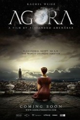 Agora (2009) afişi