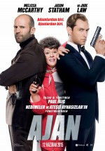 Ajan (2015) afişi