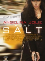 Ajan Salt (2010) afişi