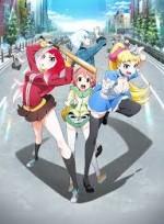 Akiba's Trip The Animation (2017) afişi