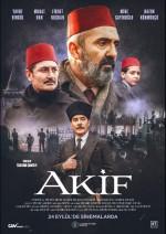 Akif (2021) afişi