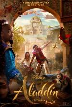 Aladdin (2019) afişi