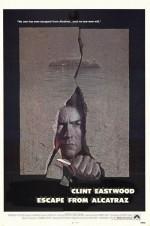 Alcatraz'dan Kaçış (1979) afişi