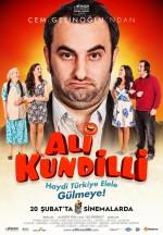 Ali Kundilli (2015) afişi