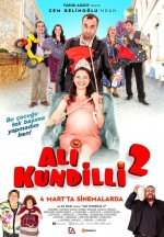 Ali Kundilli 2 (2016) afişi