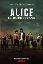 Alice in Borderland (2020) afişi