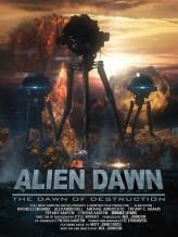 Alien Dawn (2012) afişi