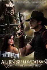 Alien Showdown: The Day the Old West Stood Still (2013) afişi
