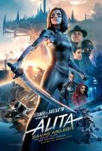 Alita: Savaş Meleği (2019) afişi