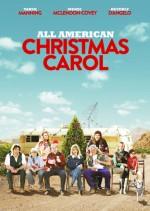 All American Christmas Carol (2013) afişi