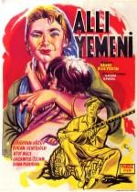 Allı Yemeni (1958) afişi