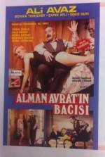 Alman Avrat'ın Bacısı (1990) afişi