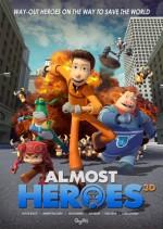 Almost Heroes 3D (2014) afişi