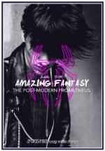 Amazing Fantasy: The Post-Modern Prometheus (2015) afişi
