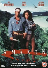 Amazon (ıı) (1990) afişi