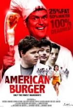 American Burger (2014) afişi