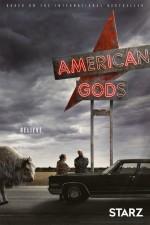 American Gods (2017) afişi