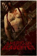 American Slaughter (2014) afişi