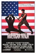 Amerikan Ninja Afişi