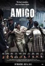 Amigo (2010) afişi