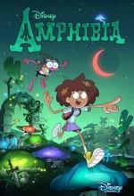 Amphibia Sezon 1 (2019) afişi