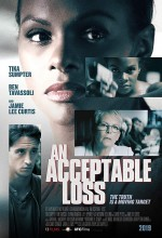 An Acceptable Loss (2018) afişi