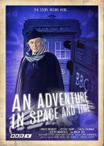 An Adventure in Space and Time (2013) afişi