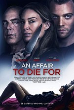 An Affair to Die For (2019) afişi
