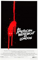An American Werewolf in London (1981) afişi