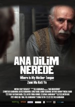 Ana Dilim Nerede? (2012) afişi