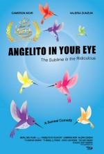 Angelito in Your Eye (2015) afişi