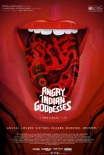 Angry Indian Goddesses (2015) afişi