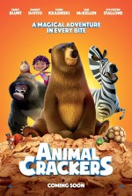 Animal Crackers (2017) afişi