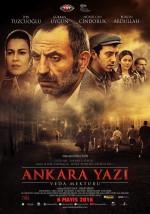 Ankara Yazı Veda Mektubu (2016) afişi