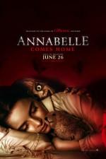 Annabelle Comes Home (2019) afişi