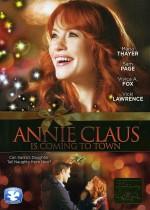 Annie Claus Geliyor