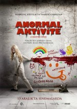 Anormal Aktivite (2013) afişi