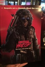 Another WolfCop (2017) afişi