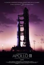 Apollo 11 (2019) afişi