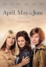 April, May en June (2019) afişi