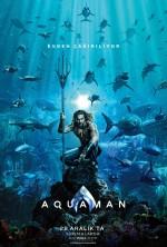Aquaman (2018) afişi