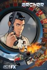 Archer Sezon 6 (2009) (2014) afişi