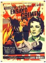 Archibaldo De La Cruz'un Suçlu Yaşamı (1955) afişi
