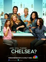 Are You There, Chelsea? (2012) afişi