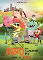 Arlo the Alligator Boy