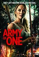 Bir Orduya Bedel (2020) afişi