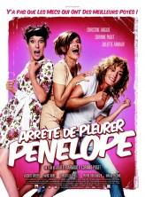 Arrête de pleurer Pénélope (2012) afişi